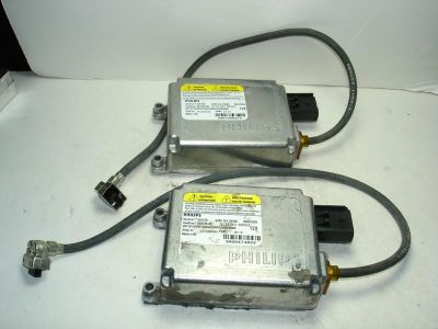 Sell OEM 2006-2009 Cadillac STS Xenon Light Controller HID Computer Ballast Kit Set motorcycle in Renton, Washington, US, for US $140.79
