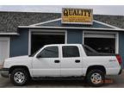 Used 2004 CHEVROLET AVALANCHE For Sale