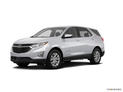 2019 Chevrolet Equinox LT 1.5 TURBO (Silver Ice Metallic)