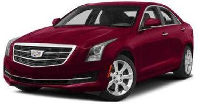 2015 Cadillac ATS Sedan LUXU