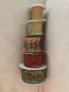 Christmas Ribbon (wire)