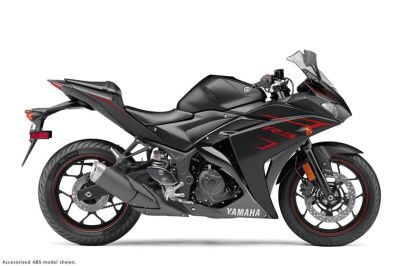 2017 Yamaha YZF-R3 SuperSport Motorcycles Lowell, NC