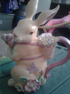 Bunny ceramics