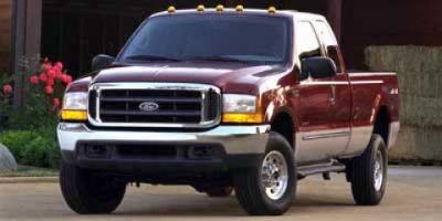 2002 Ford RSX XL (White)