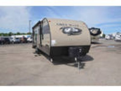 2018 Forest River Forest River GREY WOLF 26RR TOY HAULER 31ft