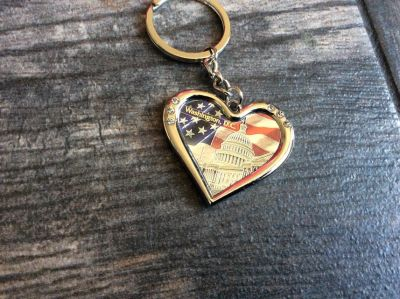 Key ring from Washington DC