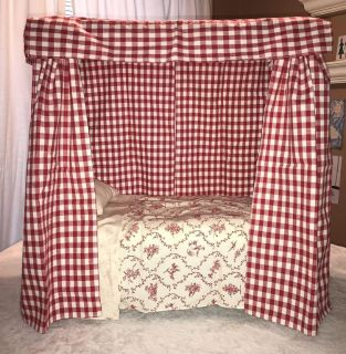 American Girl Felicity s Bed and Bedding