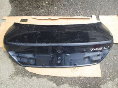 Purchase 2002 2003 2004 2005 BMW 745i/745Li SEDAN TRUNK LID OEM motorcycle in Wilmington, California, United States, for US $350.00
