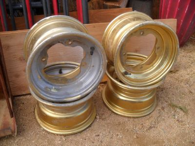 ~~ Yamaha Atv Rims ~~