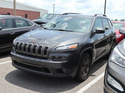 2016 Jeep Cherokee FWD 4dr 75th Anniversary (GRAY)