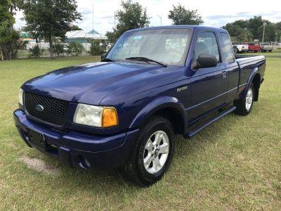 2003 Ford Ranger Edge Plus (Blue)