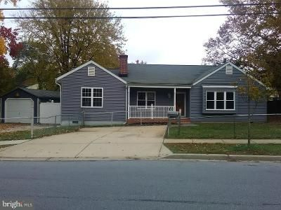3 Bed 3 Bath Foreclosure Property in Riverdale, MD 20737 - 62nd Ave