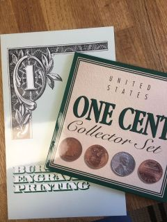 Coin/currency collection