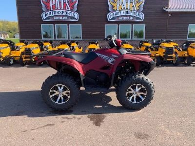 2019 Yamaha Grizzly EPS ATV Utility Greenland, MI