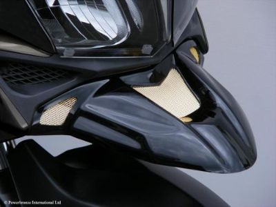 Buy Suzuki V Strom DL1000 2005 2012 Front High Fender Beak Matt Black - MADE UK (PB) motorcycle in Ann Arbor, Michigan, United States, for US $209.95