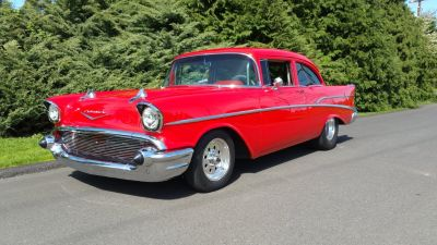 1957 Chevrolet Two-Ten Series