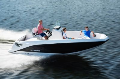 2019 Scarab 195 G Jet Boats Clearwater, FL