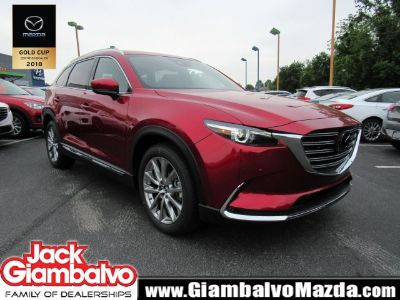 2018 Mazda CX-9 Grand Touring (Soul Red Crystal Metallic)