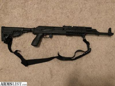 For Sale: WASR AK-47 6xMags 1,000+ Rds Ammo & Many Extras!