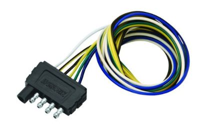 Purchase Wesbar 702405 5-Way Flat Wiring Connector motorcycle in Wilkes-Barre, Pennsylvania, United States, for US $4.30