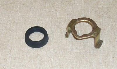 Sell KAWASAKI Z1 900 IGNITION SWITCH NUT AND BRACKET MOUNT 1973-75 27019-003 motorcycle in Roseville, Illinois, US, for US $9.99