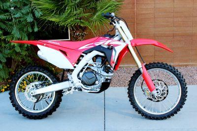 2017 Honda CRF450R Motocross Motorcycles Kingman, AZ
