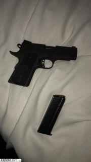 For Sale/Trade: Rock island 1911 compact 9mm
