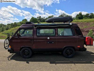 For Sale - 1990 VW Vanagon GL Westfalia Camper