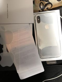 iPhone X 256GB AT&T