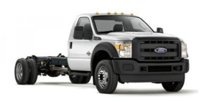 2014 Ford F-550 XL (White)