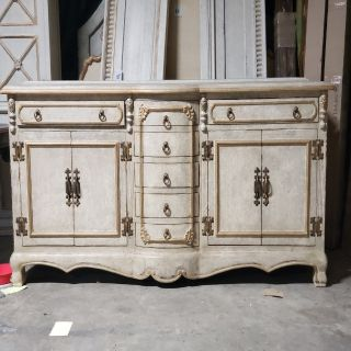 Traditional Old World Buffet King by Koenig Co.