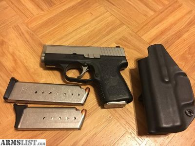 For Sale/Trade: Kahr PM9 w/extra mags