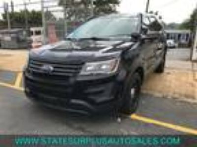 Used 2017 FORD EXPLORER For Sale