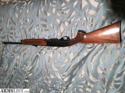 For Sale/Trade: Remington 742 woodsmaster