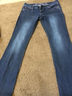 Ladies size 10 Express jeans