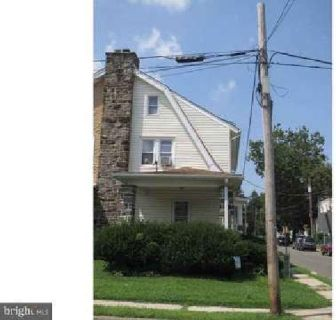 2501 Marshall Rd Drexel Hill, This is a Twin 3 story house 5