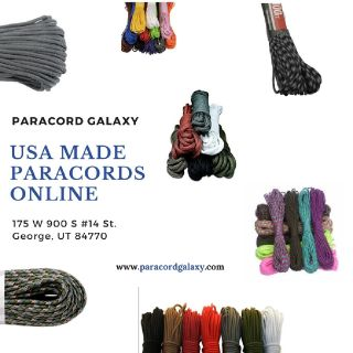 Paracord Spools - Paracord Galaxy