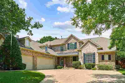1417 Currant Way FLOWER MOUND, This beautiful Four BR home