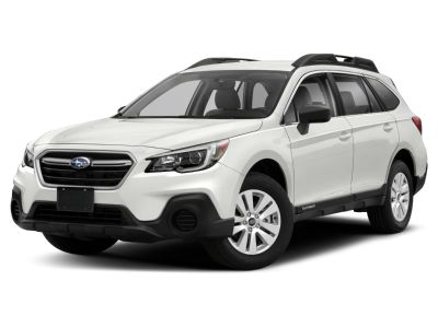 2018 Subaru Outback 2.5i (Twilight Blue Metallic)