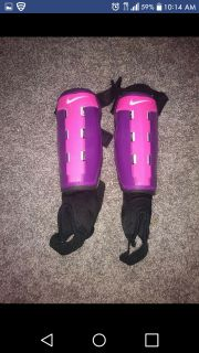 Kids Shin guards and cleats