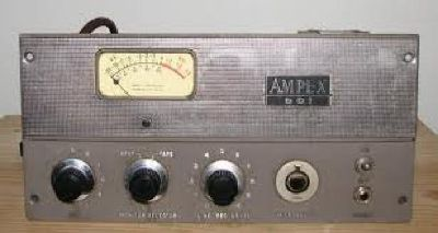 $500 Ampex tube microphone preamps and AKG C-1000 condenser mics