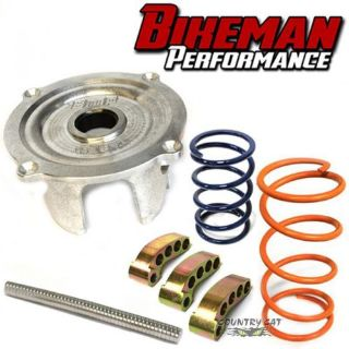 Find Bikeman Performance Stage 2 Clutch Kit All Altitudes Arctic Cat 2016-2017 M 8000 motorcycle in Sauk Centre, Minnesota, United States, for US $356.99