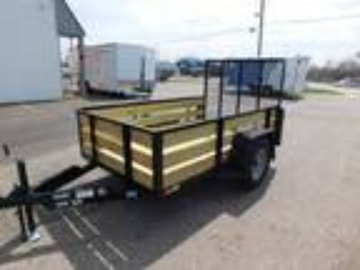 2019 Nation Tank & Trailer Nation Tank & Trailer 5X8 Fixed Sides