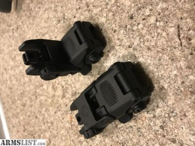For Sale: Magpul rear sights