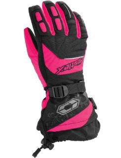 Sell Castle X Racewear Rizer G7 Womens Snowmobile Gloves Hot Pink motorcycle in Holland, Michigan, United States, for US $64.99