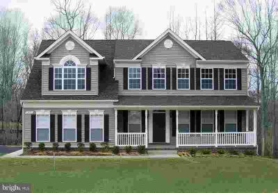 1150 Dorado Dr Huntingtown, Move In Soon! : Five BR