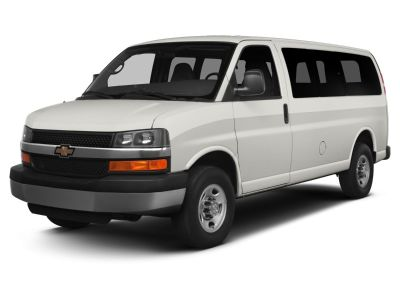 2013 Chevrolet Express 2500 LS 2500 (Summit White)