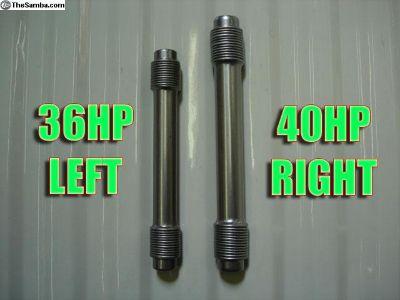 25HP & 36HP Push Rod Tubes - Set of 8