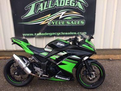 2016 Kawasaki Ninja 300 ABS KRT Edition Sport Talladega, AL