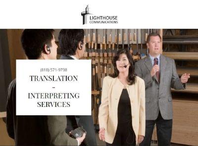 Simultaneous Interpretation & Translation Services